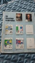 Album copa do mundo 1994 Leia descricao