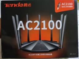 Roteador Tenda AC23 AC2100 Gigabit 1200Mbps Dual Band - 7 Antenas