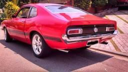 Maverick 75 GT, V8
