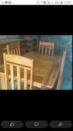 Jogos de mesa com 4 cadeiras