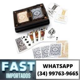 Baralho 110 Cartas em Papel Modelo Dólar