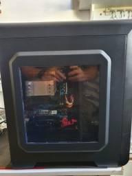 Pc Amd Fx8300 Rapido e Eficiente com 8gb de Memoria Ram e com Placa de Video