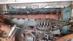 Motor  Scania 113 ..