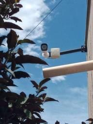 instalação de alarmes e câmeras de segurança