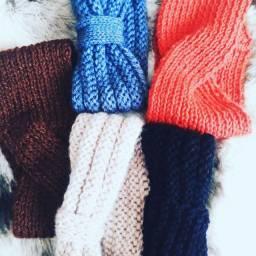 Tiaras de Lã
