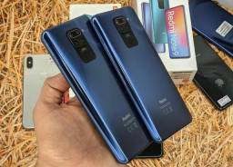 Redmi Note 9 e Redmi Note 8
