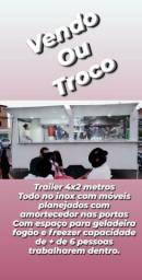 trailer Vendo ou troco