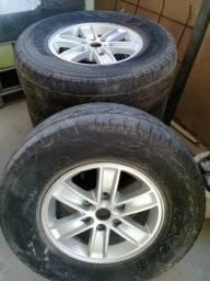 Título do anúncio: Sem os pneu, com pneu a negociar