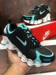 Tênis Nike Shox 12 Molas TL