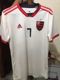 Camisa do Flamengo oficial semi usada