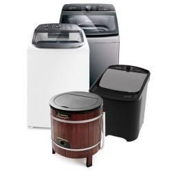 Vendo estoque de peças para lavadoras de roupa