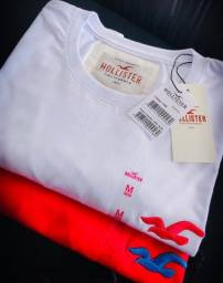 camisetas hollister atacado minimo 10 pcs
