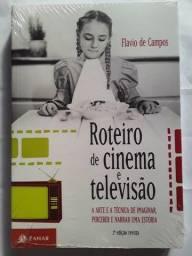 Roteiro de Cinema e Televisão - Flavio de Campos