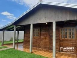 Direitos de casa com 3 dormitórios à venda, 120 m² por R$ 160.000 - Ivailandia - Engenheir