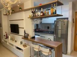 Apartamento com 2 dormitórios à venda, 64 m² por R$ 250.000,00 - Setor Negrão de Lima - Go