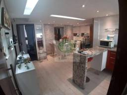 Apartamento com 3 dormitórios, 1 suíte para alugar por R$ 3.000/mês - Pompéia - Santos/SP