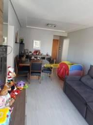 Apartamento com 2 dormitórios à venda, 86 m² por R$ 425.000,00 - Baeta Neves - São Bernard