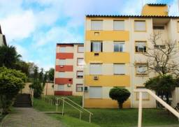 Apartamento 02dormitórios para alugar ou vender em Santa Maria com Estacionamento. Prédio