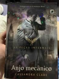 Livro anjo mecânico