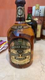 Whisky Chivas Regal Blended Scotch 12 anos