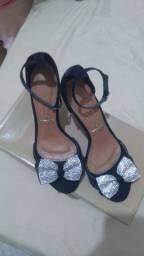 Sandália linda n 36 nova