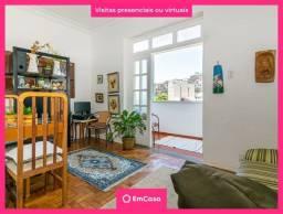 Apartamento à venda com 1 dormitórios em Glória, Rio de janeiro cod:19389