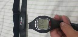 Relógio Polar com Monitor Cardíaco