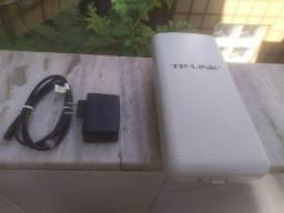 cpe tplink tl-5210g para área interna ou externa (roteador) usado ilha do governador