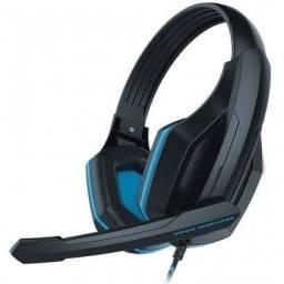 Fone De Ouvido Headset Gamer Com Microfone Hoopson Ga-1