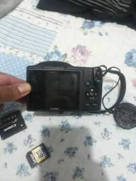 Máquina fotografica profissional nova