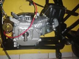 Motor estacionario 7Hp 212cc