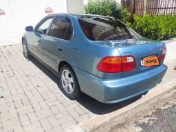 Civic sedan lx 99
