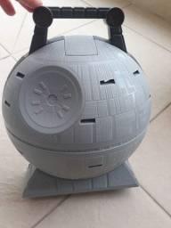 Maleta Star Wars Death Estrela da Morte Star  Hot  Wheels