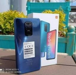 Celular Xiaomi- Redmi note 9
