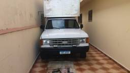 Título do anúncio: F1000 Bau ano 94 Motor 3.6  Gasolina e GNV