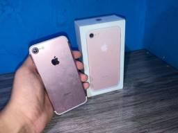 iPhone 7 rose zero