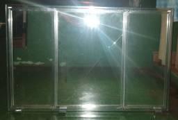 Armário para banheiro (espelheira)
