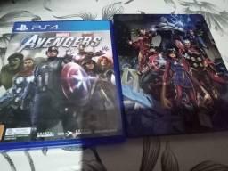 Steel book Marvel Avengers