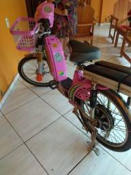 Bicicleta elétrica (Brasiléia)
