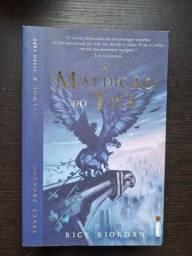 3 últimos livros da Saga Percy Jackson