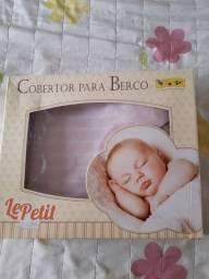 Cobertor para bebê Colibri