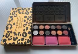 Paleta de sombras Mac + 3 Blushes