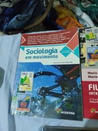Livro sociologia em movimento