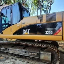 Escavadeira Cat 320D 2011 C/ Àgio