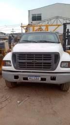 Caminhão Munck F14000 160 2001 Carroc. Nova *ótimo*repasse<br><br>