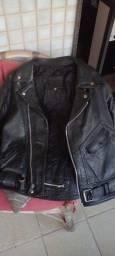 Título do anúncio: Jaqueta de couro de Bufalo