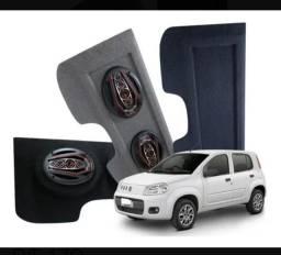 Tampão Fiat uno way evo 2012