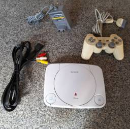 Playstation one. PSone