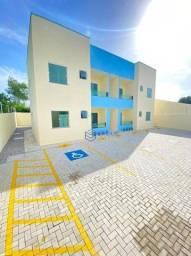Residencial Triunfo I - Apartamento com 2 dormitórios à venda, 53 m² por R$ 125.000 - Alvo