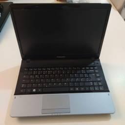Notebook Samsung usado | ótimo estado